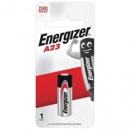 Батарейка ENERGIZER, A23 (23АЕ), алкалиновая, для сигнализаций, 1 шт, в блистере, (ш/к 83057), 639315