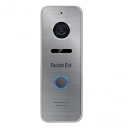 Видеопанель вызывная FALCON EYE FE-ipanel 3, разрешение 800 ТВл, угол обзора 110°, питание DC 12 В, серебро, 00-00109217