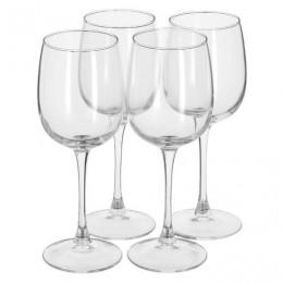 Набор бокалов для вина, 4 штуки, объем 420 мл, стекло, Allegress, LUMINARC, J8166