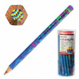 Карандаш с многоцветным грифелем KOH-I-NOOR, 1шт., Magic Tropical, 5,6 мм, заточенный, 3405002031TD