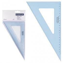Треугольник пластиковый, угол 30, 26 см, STAEDTLER (Германия)