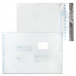 Конверты-пакеты полиэтиленовые, комплект 10 шт., 360х500 мм,