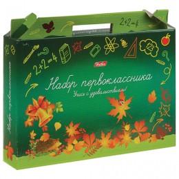 Набор для первоклассника в подарочной упаковке