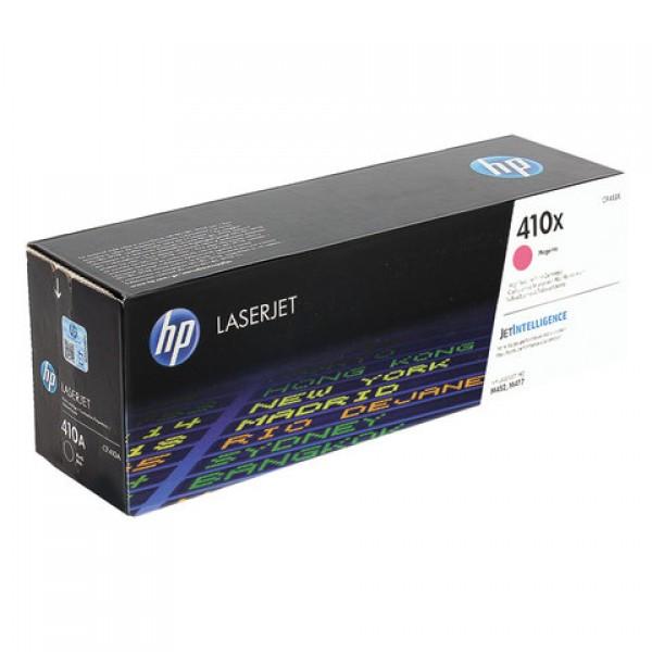 Картридж лазерный HP (CF413X) LaserJet Pro M477fdn/M477fdw/477fnw/M452dn/M452nw, пурпурный, оригинальный, 5000 страниц