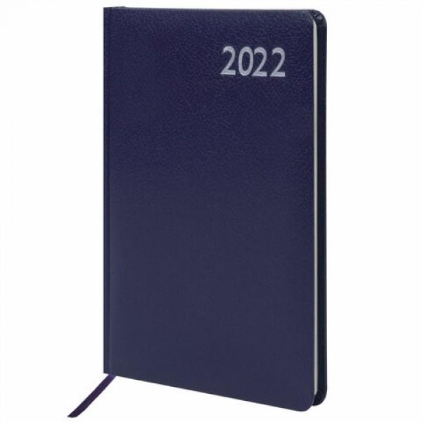 Еженедельник датированный 2022 А5 145х215 мм BRAUBERG