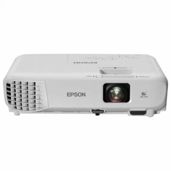 Проектор EPSON EB-X06, LCD, 1024x768, 4:3, 3600 лм, 16000:1, 2,5 кг, V11H972040