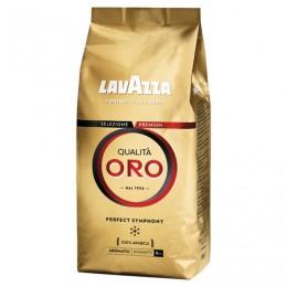 Кофе в зернах LAVAZZA Qualita Oro, арабика 100%, 500 г, вакуумная упаковка, 1936