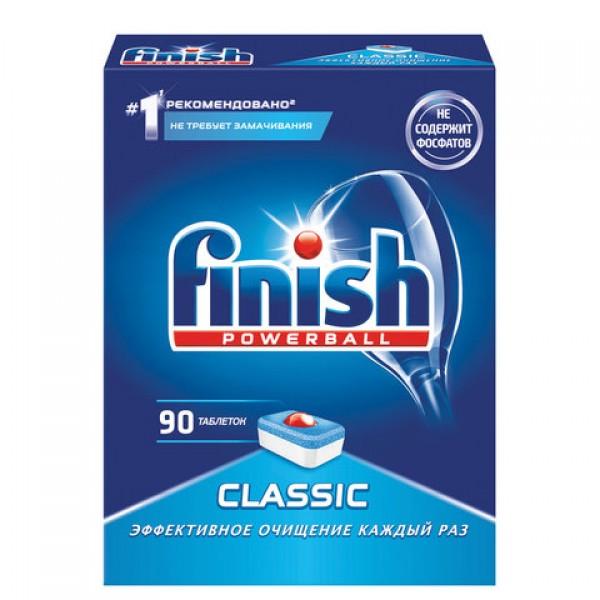 Таблетки для посудомоечных машин 90 шт. FINISH Classic