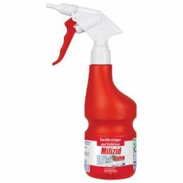 Спрей-бутылочка VILEDA, объем 600 мл, красная, 158214