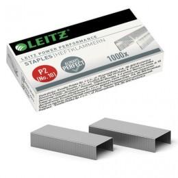 Скобы для степлера LEITZ Power Performance P2 № 10, 1000 шт., до 10 листов, 55770000