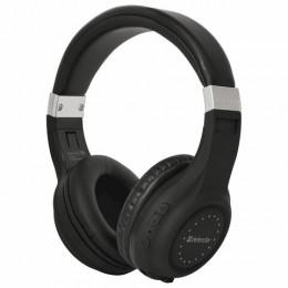Наушники с микрофоном (гарнитура) DEFENDER FreeMotion B551,Bluetooth,беспроводные,с оголовьем,черные, 63551