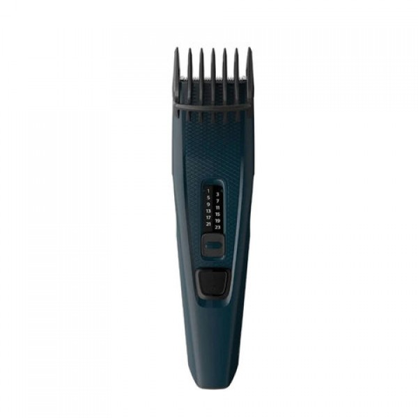 Машинка для стрижки волос PHILIPS HC3505/15, 13 установок длины, 1 насадка, сеть, синяя