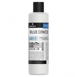 Средство моющее универсальное 1 л, PRO-BRITE BLUE CONCENTRATE, щелочное, низкопенное, концентрат, 001-1