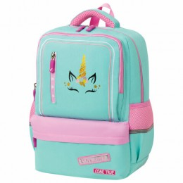 Рюкзак BRAUBERG STAR, Unicorn, мятный, 40х29х13 см, 229977