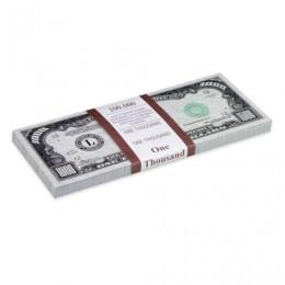 Деньги шуточные 1000 долларов, европодвес, AD0000121