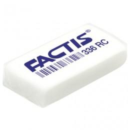 Резинка стирательная FACTIS 336 RC (Испания), прямоугольная, 40х20х8 мм, синтетический каучук, CNF336RC