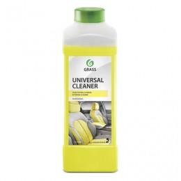 Средство для очистки салона 1л GRASS UNIVERSAL CLEANER, для ткани, пластика, щелочное, 112100
