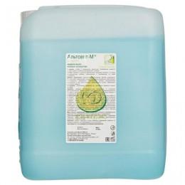 Мыло жидкое антибактериальное 5 л АЛЬТСЕПТ М, увлажняющее