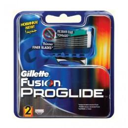 Сменные кассеты для бритья 2 шт., GILLETTE (Жиллет)