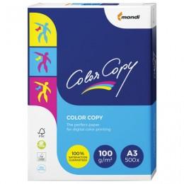 Бумага COLOR COPY, А3, 100 г/м2, 500 л., для полноцветной лазерной печати, А++, Австрия, 161% (CIE)