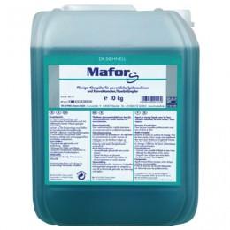 Средство для мытья посуды в посудомоечных машинах 10 л, DR.SCHNELL Mafor S, кислотное, ополаскиватель, 143381
