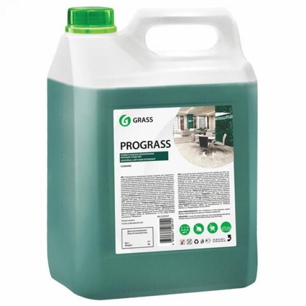 Средство моющее универсальное 5 кг GRASS PROGRASS, нейтральное, низкопенное, концентрат, 125337
