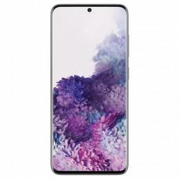 """Смартфон SAMSUNG Galaxy S20, 2 SIM, 6,2"""", 4G (LTE), 64/10 + 12 + 12 Мп, 128 ГБ, серый, металл, SM-G980FZADSER"""