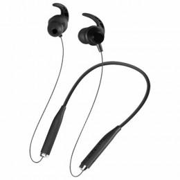 Наушники с микрофоном (гарнитура) DEFENDER OutFit B730, Bluetooth, беспроводные, шейный обод, черные, 63730
