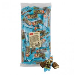 Конфеты шоколадные КРАСНЫЙ ОКТЯБРЬ Мишка косолапый, 1000 г, пакет, КО11383