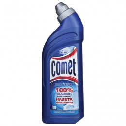 Средство для уборки туалета 750 мл, COMET (Комет)