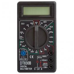 Мультиметр DT 830B, ТЕК (РЕСАНТА), жк-дисплей, 61/10/218