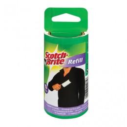 Сменный блок для чистящего ролика SCOTCH-BRITE, 56 листов, (для кода 600777), 836/837RP
