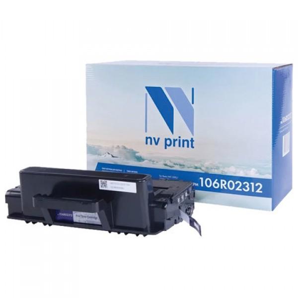Картридж лазерный NV PRINT (NV-106R02312) для XEROX WorkCentre 3325, ресурс 11000 страниц
