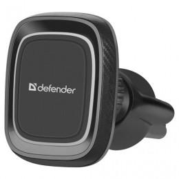 Держатель автомобильный универсальный DEFENDER CH-129, магнит, решетка вентиляции авто, 29129