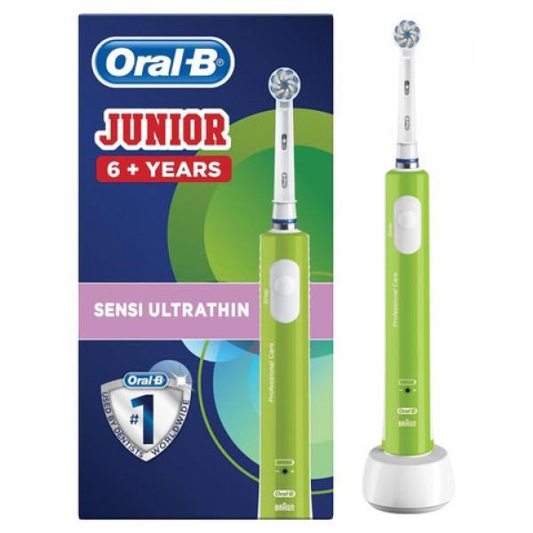 Зубная щетка электрическая детская ORAL-B (Орал-би)