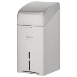 Диспенсер для туалетной бумаги листовой VEIRO Prof (T3) L-one STEEL, нержавеющая сталь, матовый, DTH100CS