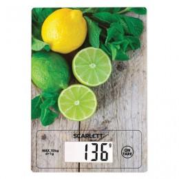 Весы кухонные SCARLETT SC-KS57P21