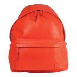 Рюкзак BRAUBERG молодежный, сити-формат, Селебрити, искуственная кожа, красный, 41х32х14 см, 227099