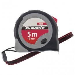 Рулетка измерительная 5,0 м х 19 мм, MATRIX