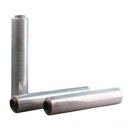 Стрейч-пленка для ручной упаковки, 50 см х 210 м, 23 мкм, вес 2,2 кг, СМЕСОВОЕ СЫРЬЕ, растяжение 220%