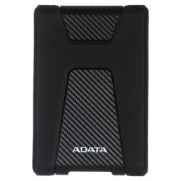 Диск жесткий внешний HDD A-DATA DashDrive Durable HD650 1TB, 2.5, USB 3.1, черный, AHD650-1TU3-CBK