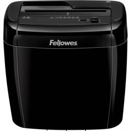 Уничтожитель (шредер) FELLOWES 36С, 4 уровень секретности, 4x40мм, 6 листов, 12 литров, FS-47003