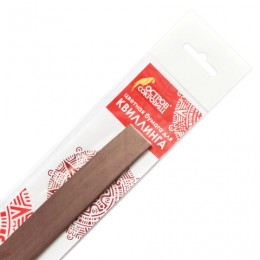 Бумага для квиллинга коричневая, 125 полос, 3 мм х 300 мм, 130 г/м2, ОСТРОВ СОКРОВИЩ, 128759