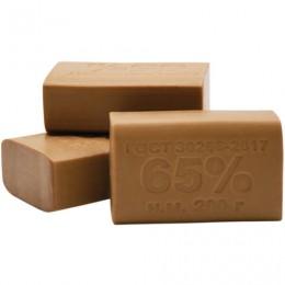 Мыло хозяйственное 65% 200г ММЗ, без упаковки, ш/к транспортной упаковки 70638