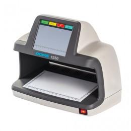 Детектор банкнот DORS 1250, ЖК-дисплей 13 см, просмотровый, ИК-, УФ-детекция спецэлемент М, FRZ-031814