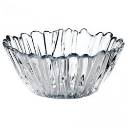 Набор салатников, 6 шт., объем 1000 мл, диаметр 140 мм, фигурное стекло,