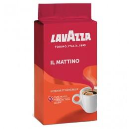 Кофе молотый LAVAZZA Il Mattino, 250 г, вакуумная упаковка, 3201