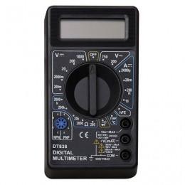 Мультиметр DT 838, ТЕК (РЕСАНТА), жк-дисплей, режим измерения температуры, 61/10/513