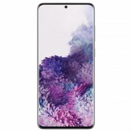 """Смартфон SAMSUNG Galaxy S20+, 2 SIM, 6,7"""", 4G (LTE), 64/10 + 12 + 12 Мп, 128 ГБ, серый, металл, SM-G985FZADSER"""