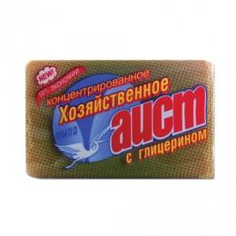 Мыло хозяйственное 150 г, АИСТ, с глицерином, 4304010004